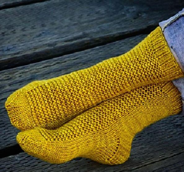 вязаные спицами носки Rye для всей семьи вязание для детей