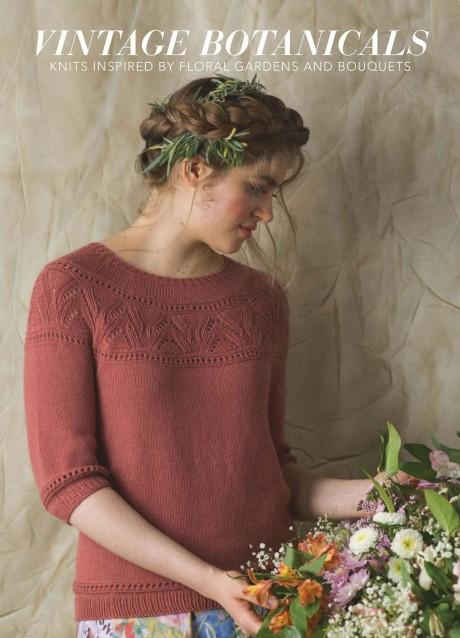 Пуловер Розовый куст от Ирины Аникеевой
