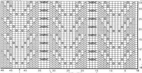 Схемы жилета 5