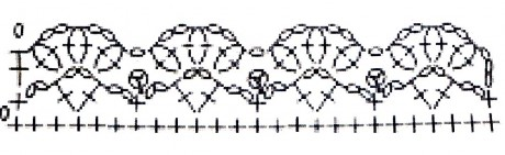 Ажурный кардиган спицами