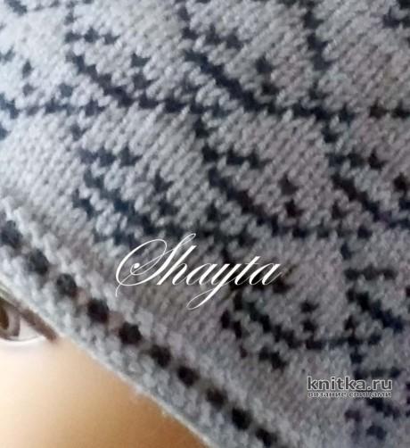 Комплект Инари (жаккард) от Усмановой Оксаны вязание и схемы вязания