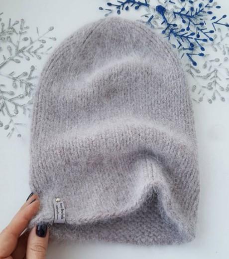 Как стирать шапки из пуха норки и ангоры