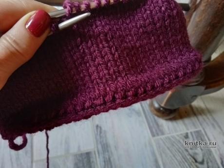 Набор петель с утолщенным краем от essa.handmade вязание и схемы вязания