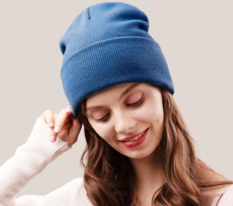 Какие бывают модели шапки-бини?
