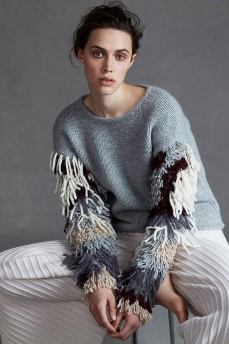 Креативное вязание спицами