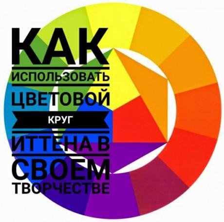 Что такое цветовой круг Иттена и как им пользоваться?