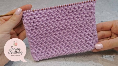 ПРОСТОЙ Узор спицами для Кардигана или Пальто вязание и схемы вязания