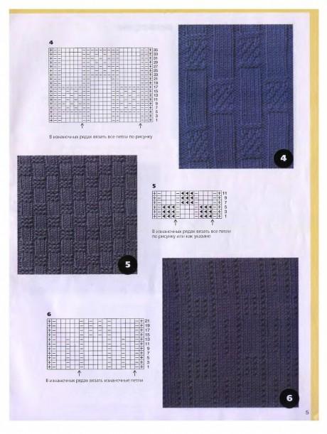 Узоры для вязания мужского шарфа спицами