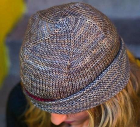 Ретро - шляпа спицами