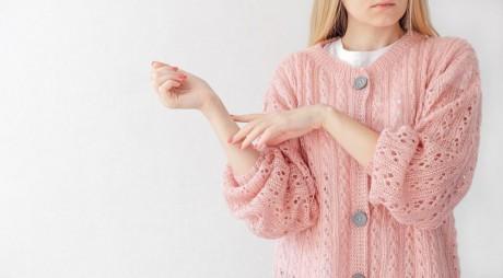 Французская кофточка спицами, схема и видео-урок вязание и схемы вязания