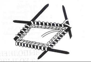 Вязание варежек и перчаток. Часть 1. Вязание спицами.