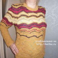 Пуловер Миссони – работа Lysua