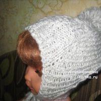 Шаль и шапочка – работы Gunta Minalgo