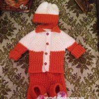 Детский костюмчик – работа Галины