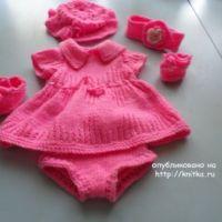 Вязание для малышей – работы Анны Чикуновой