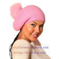 Идеи вязаных шапок