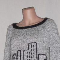 Вязаный свитер. Работа Веры