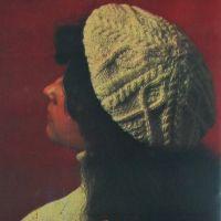 Вязание беретов с косами