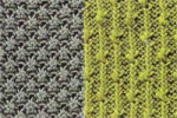 Схемы вязания спицами -3. Вязание спицами.