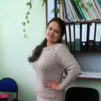 Платье спицами. Работа Натальи Самойловой