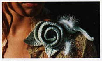 Вязание цветов спицами. Вязание спицами.