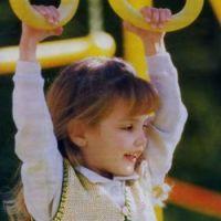 Детский жилет с улитками