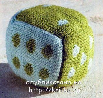 Как связать кубик
