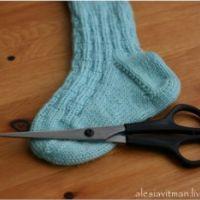 Ремонт или модернизация носочков