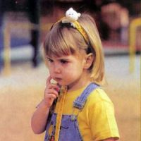 Детская сумочка, связанная спицами