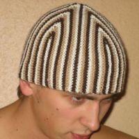 Супер-шапка для мужчины