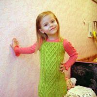 Сарафан – туника для девочки