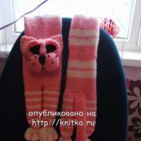 Котошарф и шарф Нюша