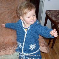 Детский костюм на 1-2 года