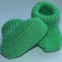 МК вязание пинеток без швов